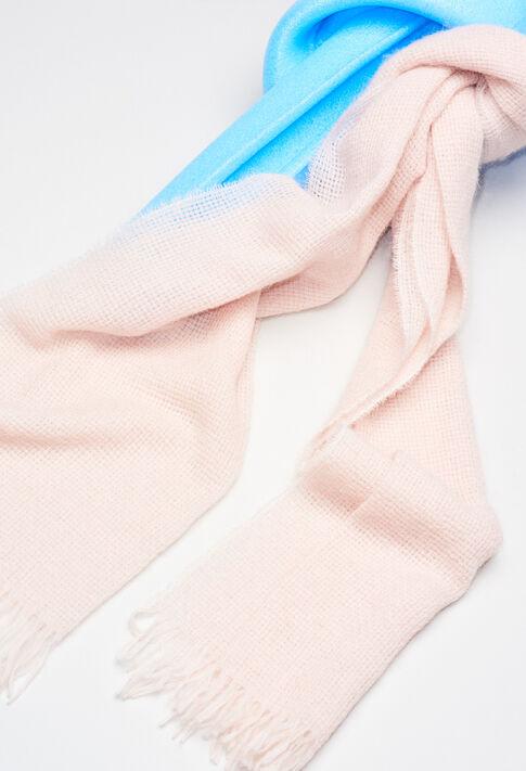 ALTALUNAH19 : Foulards & Écharpes couleur NUDE