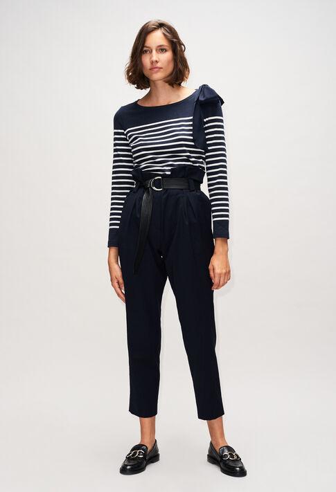 PIPIOUH19 : Hosen & Jeans farbe MARINE