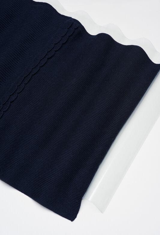 MIDIH19 : Foulards & Écharpes couleur GRIS CHINE FONCE