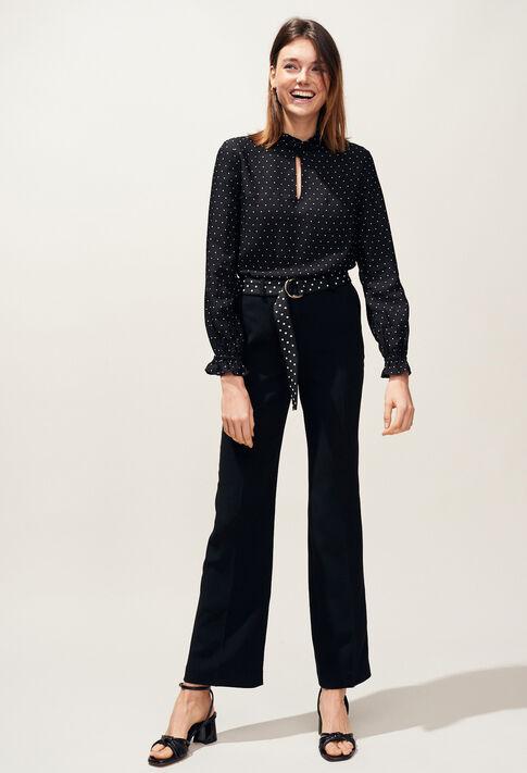 BACK : Oberteile & Hemden farbe Noir
