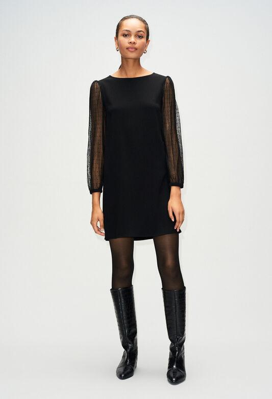 REVERENCEH19 : Dresses color BLACK