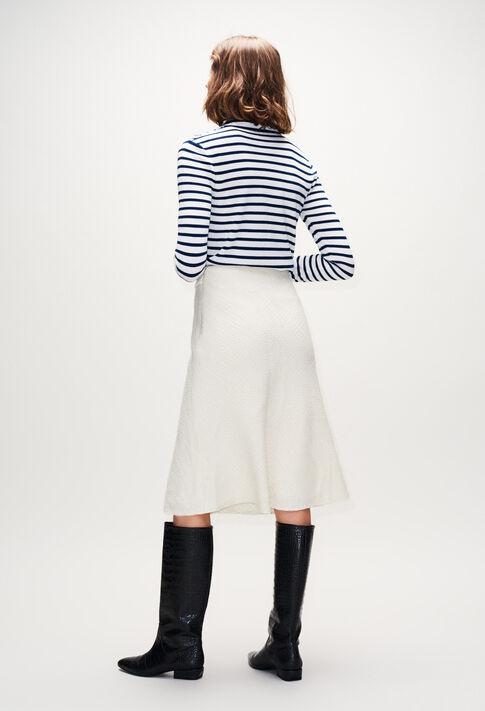 SAUGEH19 : Jupes et Shorts couleur ECRU