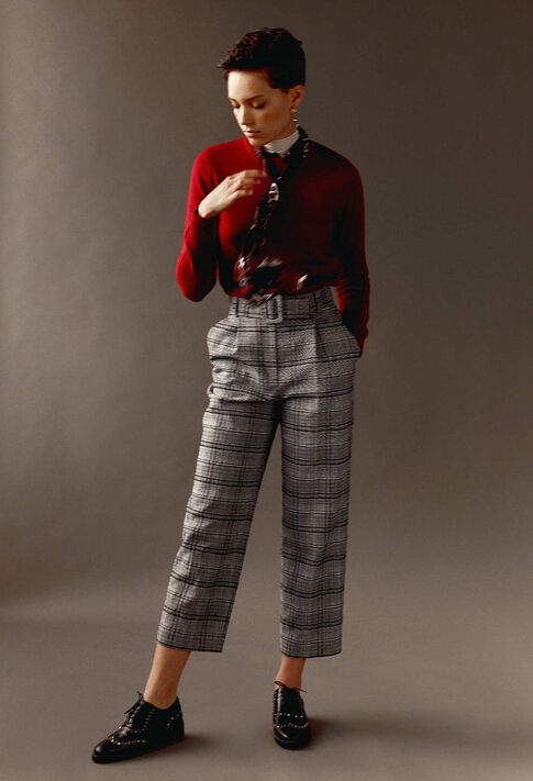 MERINAH19 : Strick & Sweatshirts farbe CERISE