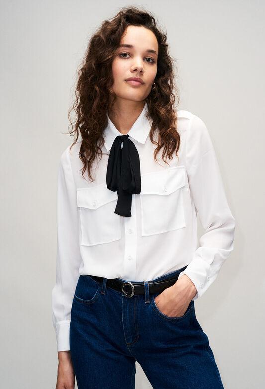 CALLISTOH19 : Oberteile & Hemden farbe ECRU