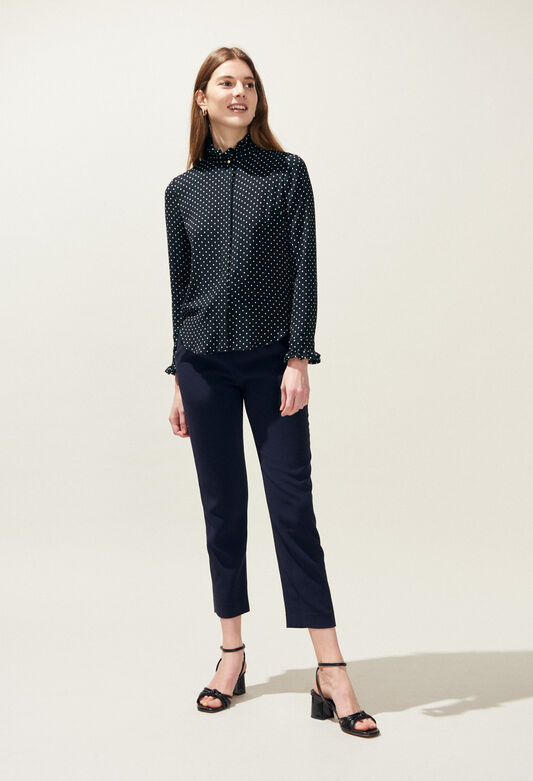 COLOMBINE POIS : Tops & Shirts color Navy