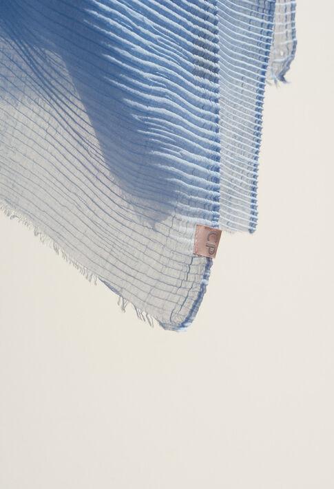 AERIEN : Foulards & Écharpes couleur Ciel