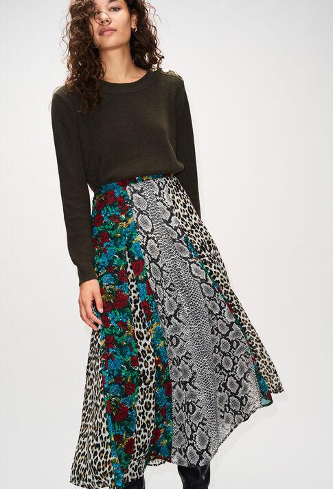 SELVAGGIAH19 : Jupes et Shorts couleur PRINT