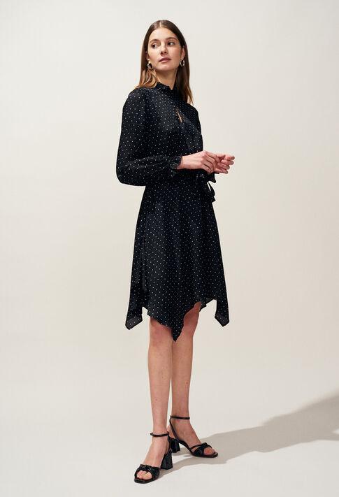RAHIA : Kleider farbe Noir