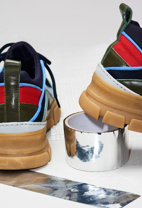 AVENTUREH19 : Chaussures couleur MULTICO