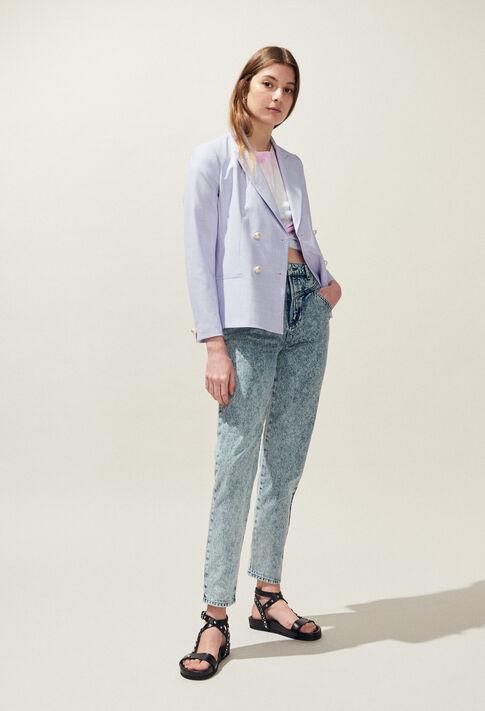 VIVA : Jacken farbe Lilas