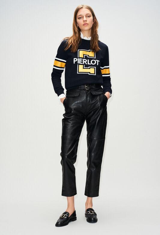 TADAHH19 : Maille & Sweatshirts couleur MARINE