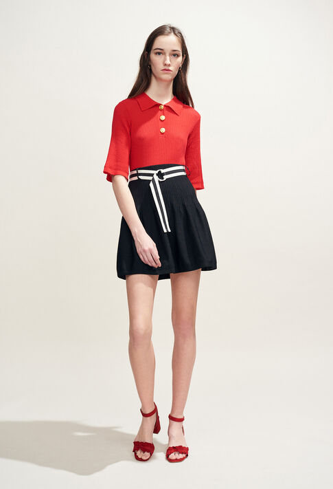 MONACO : Skirts & Shorts color Black