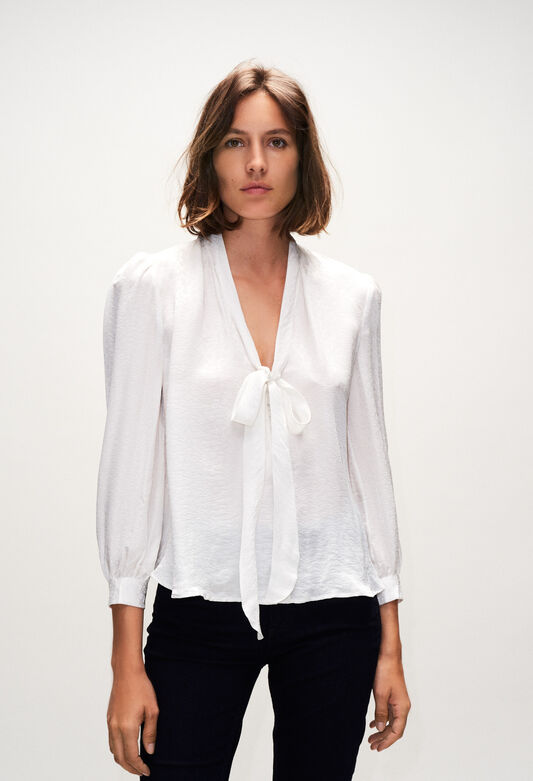 BIZANCEH19 : Oberteile & Hemden farbe ECRU