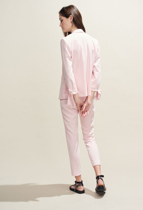 VIRGIL : Vestes couleur ROSE