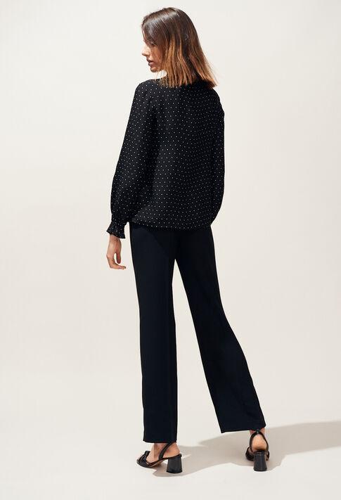 BACK : Tops & Shirts color Black