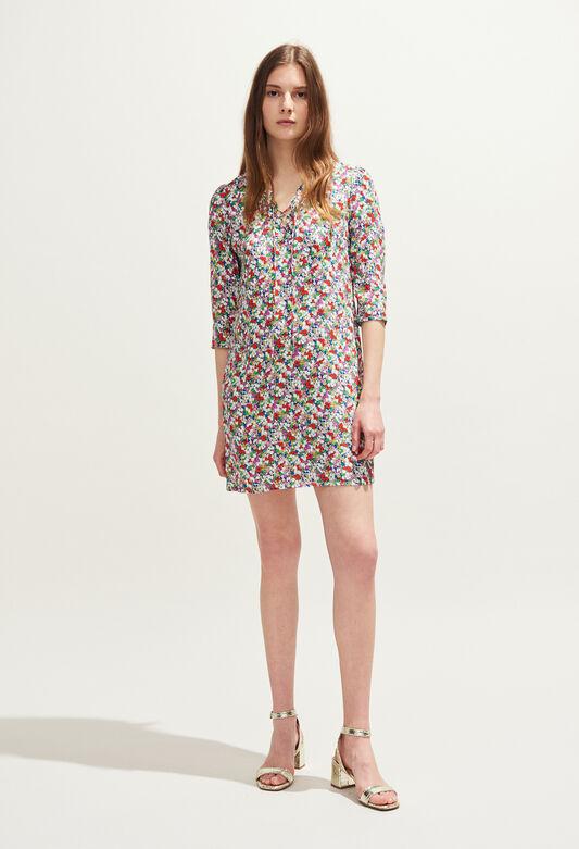 RENZI : Dresses color MULTICO