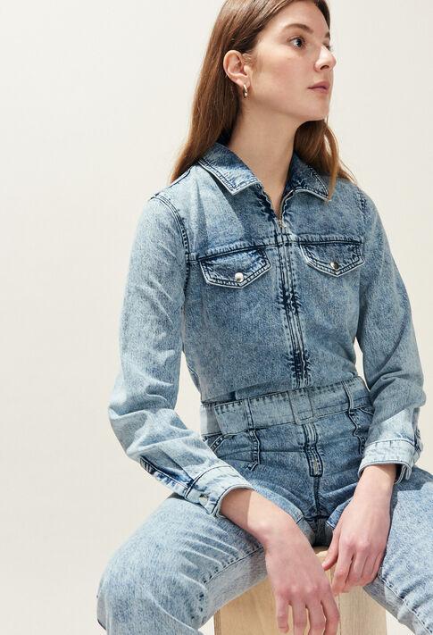 JACINTHY : -50% DE farbe Jean