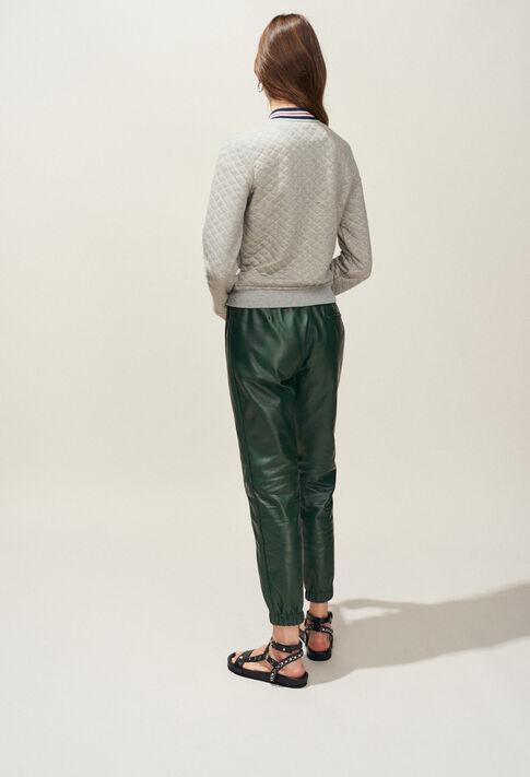 TREMPOLINE : Knitwear & Cardigans color Mottled Grey