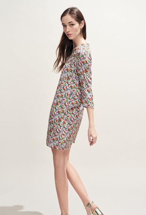 RENZI : Kleider farbe Multico