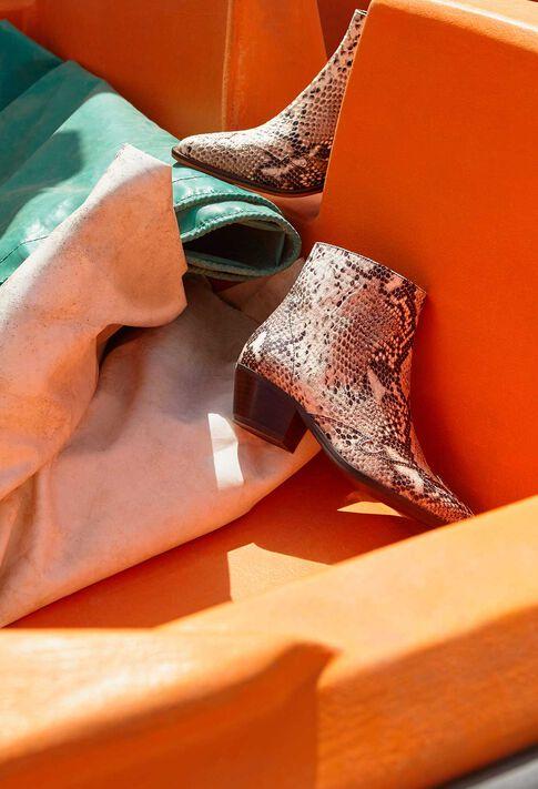 ARABICA SNAKE : Spring Sale color Beige