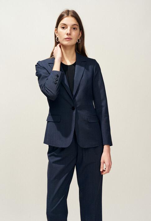 VARIA : Blazers color Black
