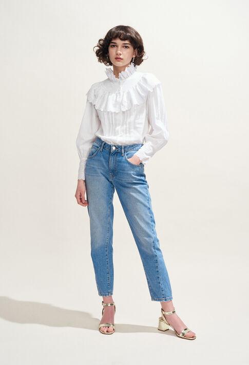 PASTEQUE : Hosen & Jeans farbe Jean