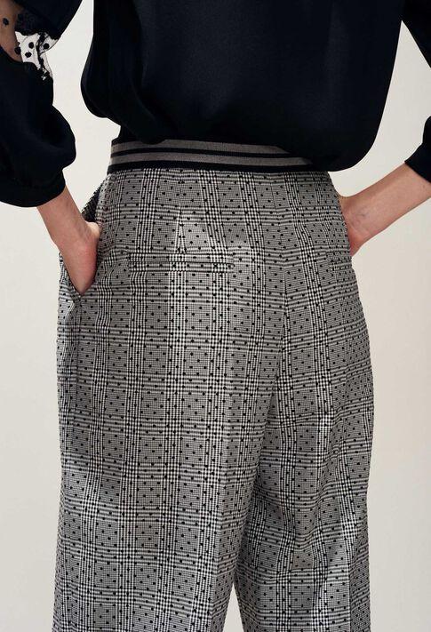 PHILAE : Jeans & Pants color Mottled Grey