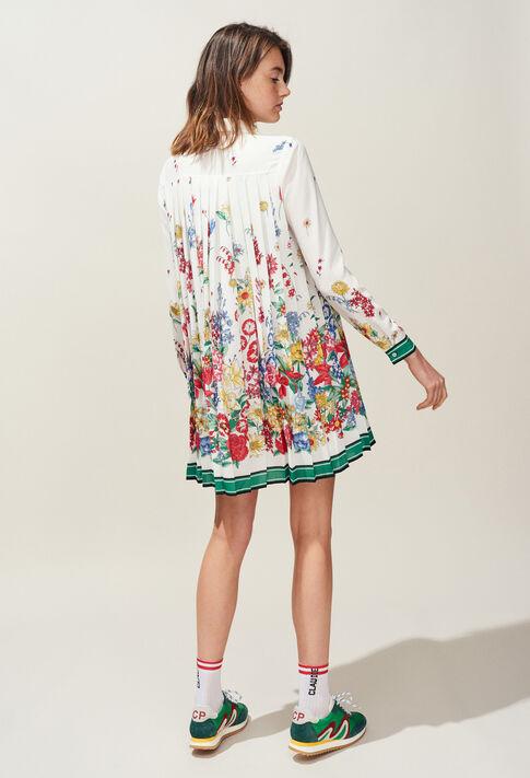 RAMSES : Dresses color MULTICO