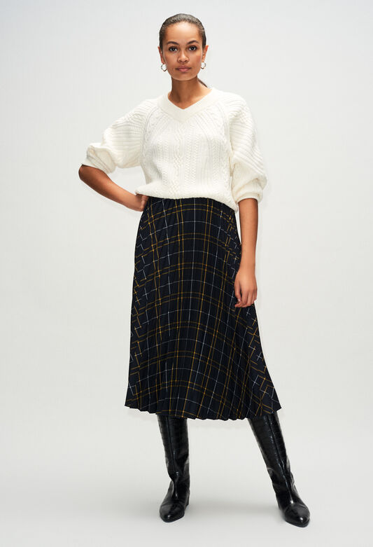 MATHURINH19 : Maille & Sweatshirts couleur ECRU