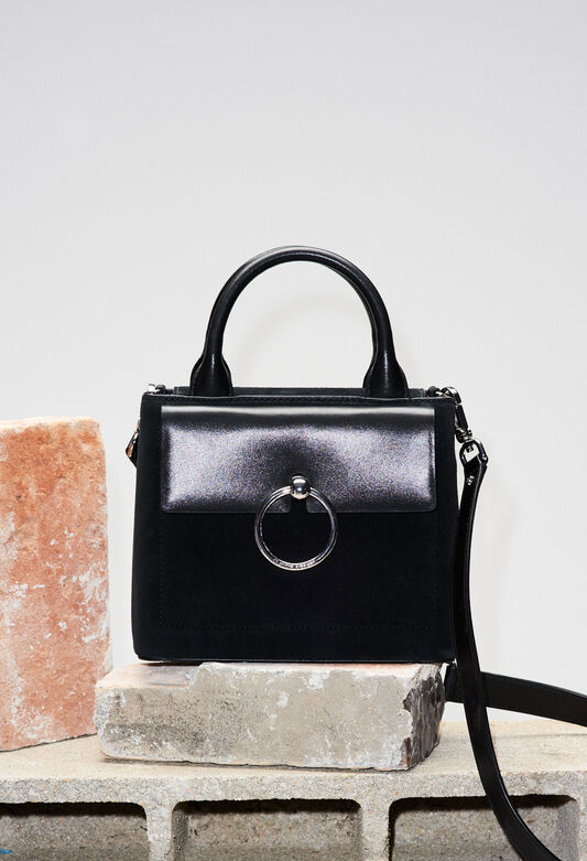 ANOUCKBISSMALLH19 : Bags & Leather Goods color BLACK
