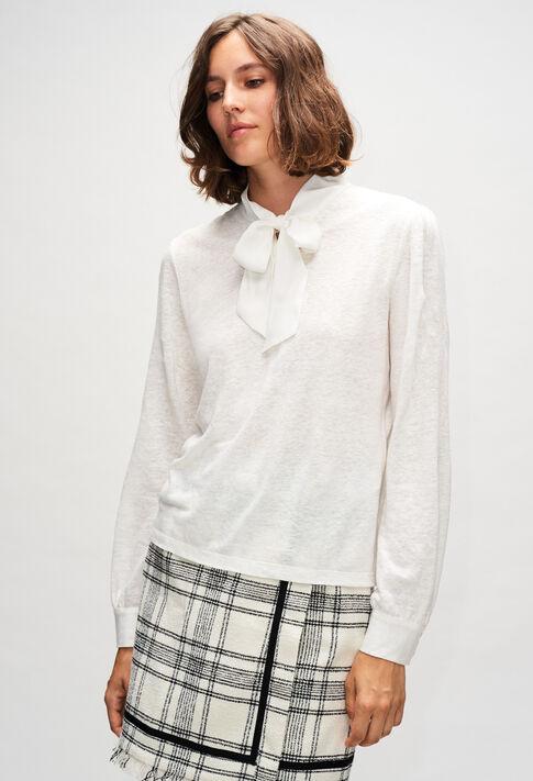 THEORIEH19 : T-Shirts farbe ECRU