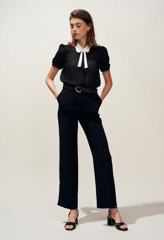 CANADA : Tops & Shirts color Black