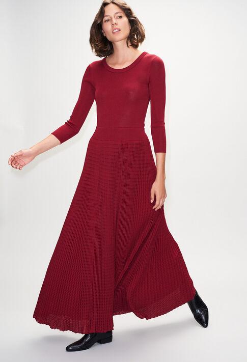 MAGNIFICAH19 : Robes couleur CERISE