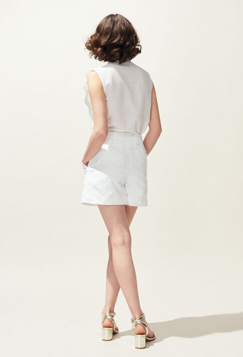ELYNE : Skirts and shorts color Ecru