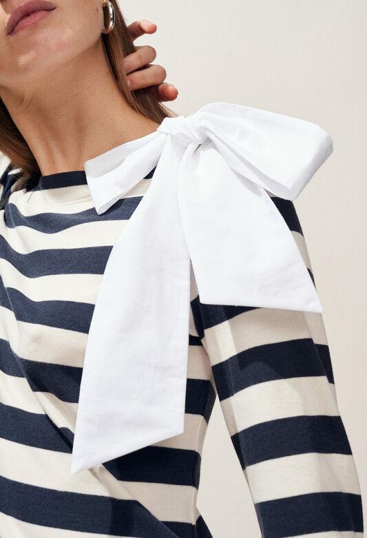 TRINQUETTE : T-Shirts farbe MARINIERE