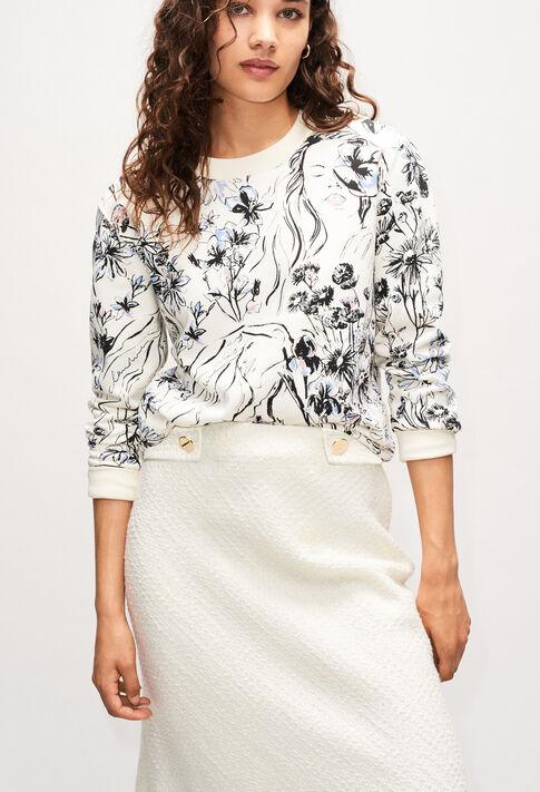THIBAULTH19 : Strick & Sweatshirts farbe PRINT