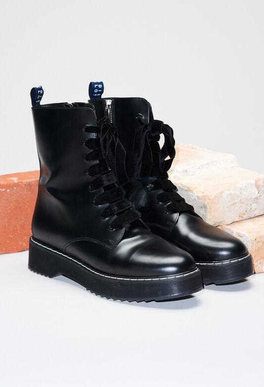 ANABELLEH19 : Schuhe farbe NOIR