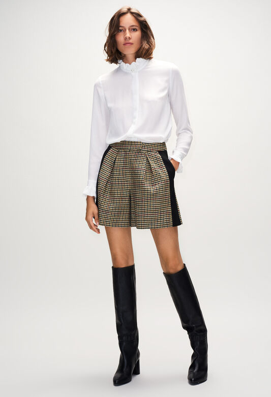 ELSAH19 : Jupes et Shorts couleur MULTICO