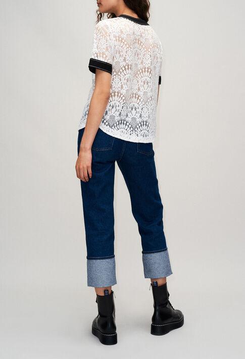 BANKSIAH19 : Oberteile & Hemden farbe ECRU