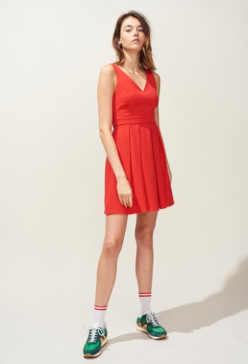 RENCONTRE : Dresses color Azure