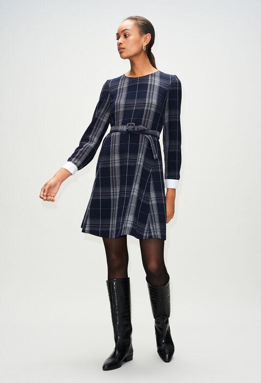 RECOLTEH19 : Robes couleur BICOLORE