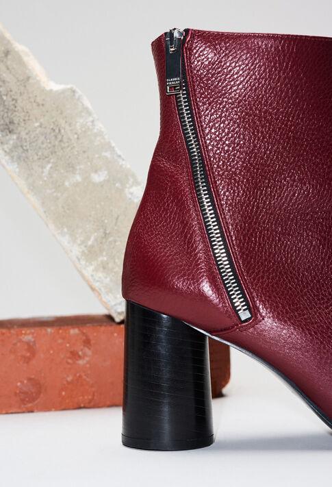 AVRILH19 : Chaussures couleur VELVET