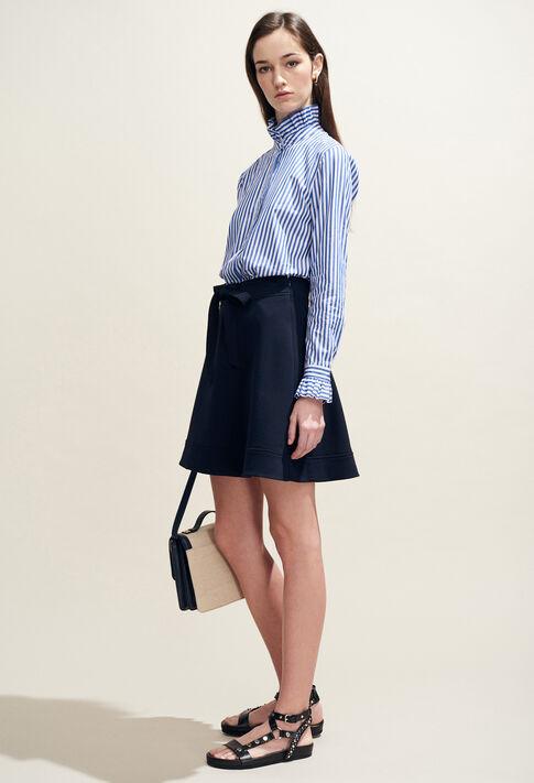 SEYA : Skirts & Shorts color Navy