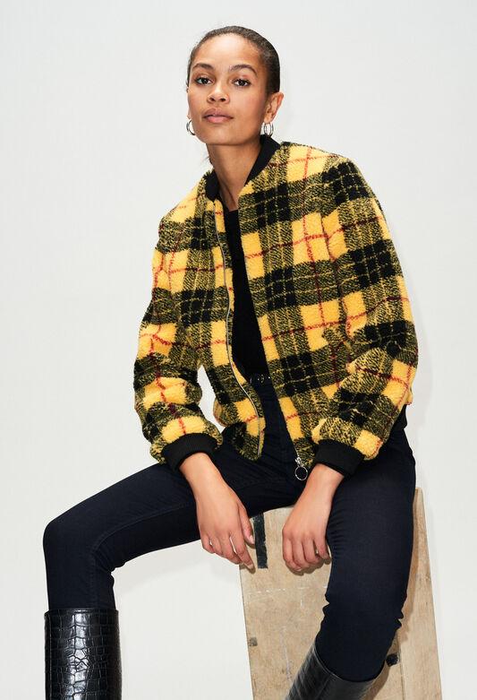FAZIOH19 : Coats & Jackets color MULTICO