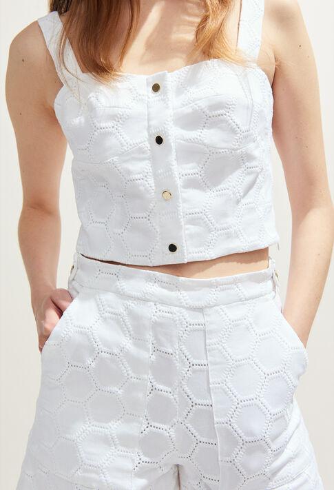 BALBOA : Tops & Shirts color ECRU