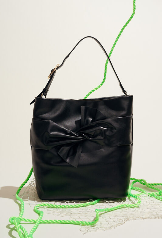 ALIX HOBO : Tout à -50% color Black