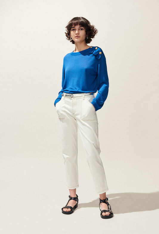 MALIGNE : Strick & Sweatshirts farbe D001