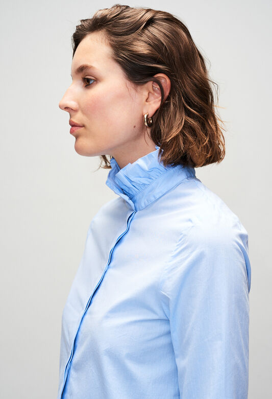 COLOMBEH19 : Oberteile & Hemden farbe CHAMBRAY CLAIR - SHIRTING