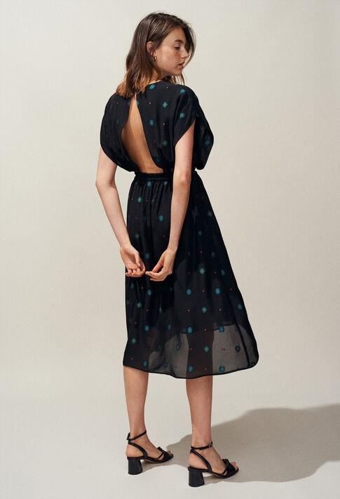 RIK : Kleider farbe Noir