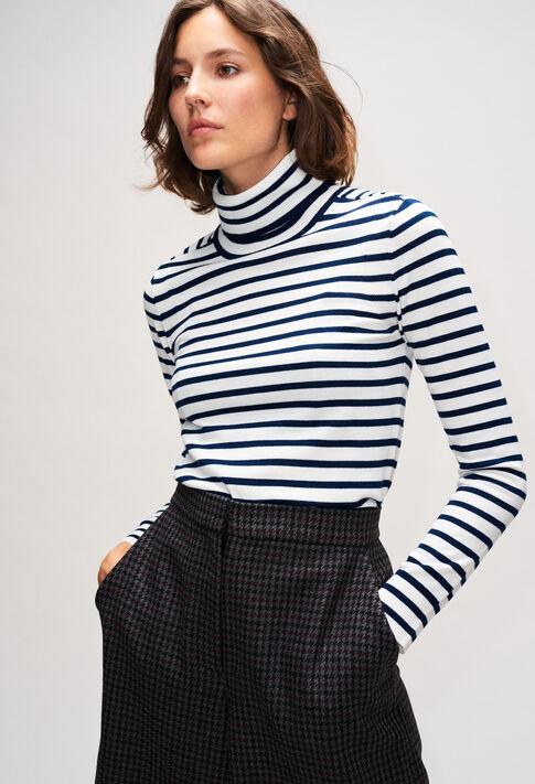 MOUSSIH19 : Strick & Sweatshirts farbe MARINIERE